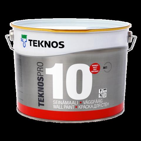 TEKNOS TEKNOSPRO 10/ТЕКНОС ТЕКНОСПРО 10 Краска для стен