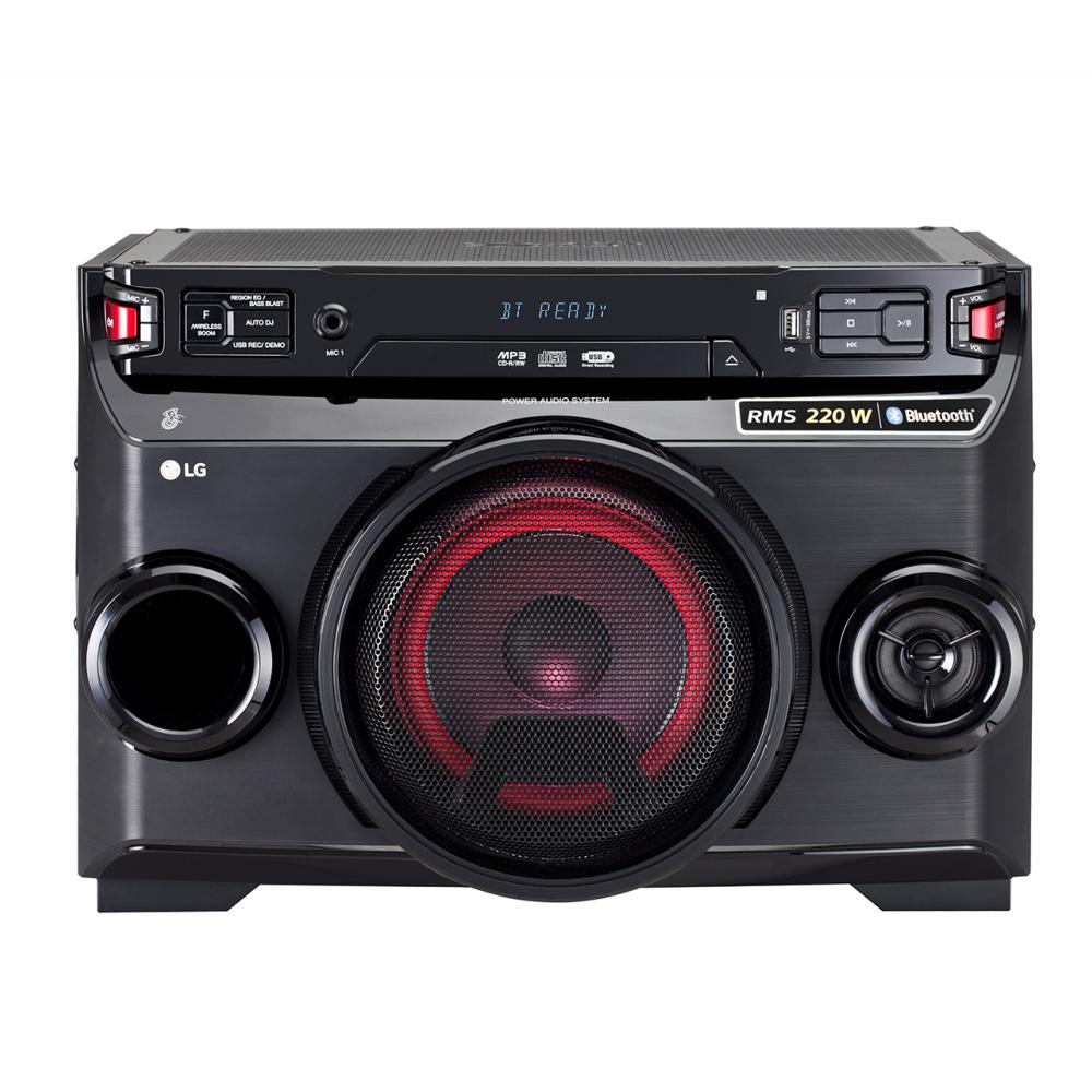 Аудиосистема LG с караоке XBOOM OM4560 фото