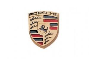 Значок-герб Porsche