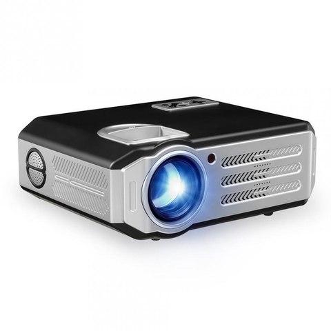 Проектор Rigal RD817 HD LED Мультимедийный LED 3000 люмен