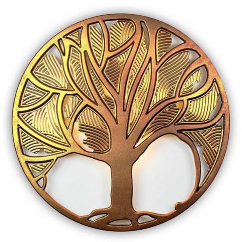 Панно FELICITY (bronze)