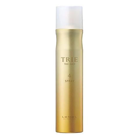 Lebel Trie Juicy Spray 4 - Спрей-блеск средней фиксации