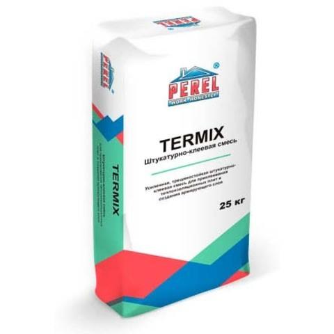 Perel Termix, мешок 25 кг -  Штукатурно-клеевая смесь