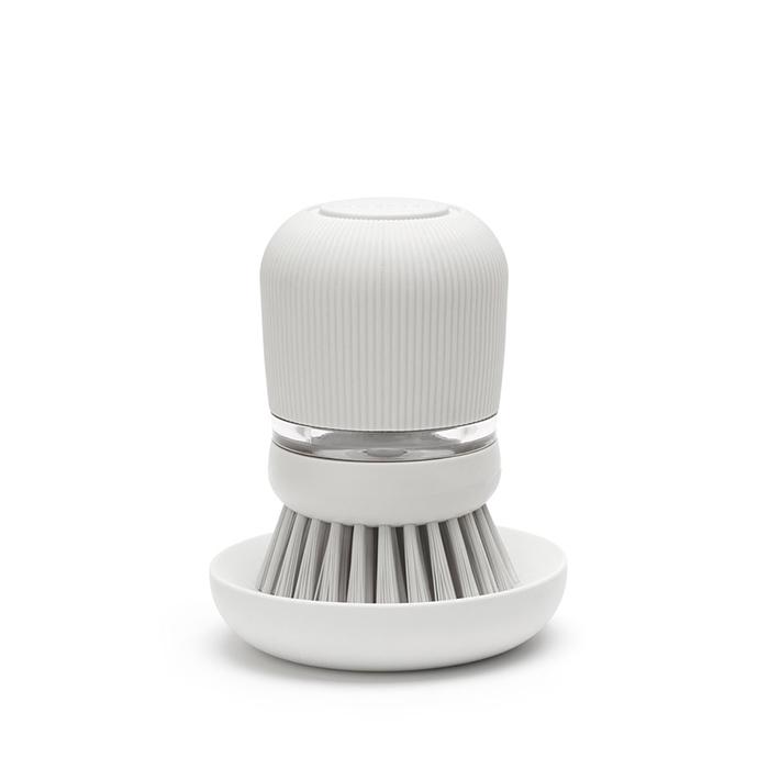Щетка с дозатором моющего средства, Светло-серый, арт. 302640 - фото 1