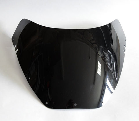 Ветровое стекло для Suzuki GSX-R 400 GK76A черное