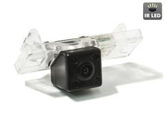 Камера заднего вида для Peugeot 207 HATCHBACK Avis AVS315CPR (#063)