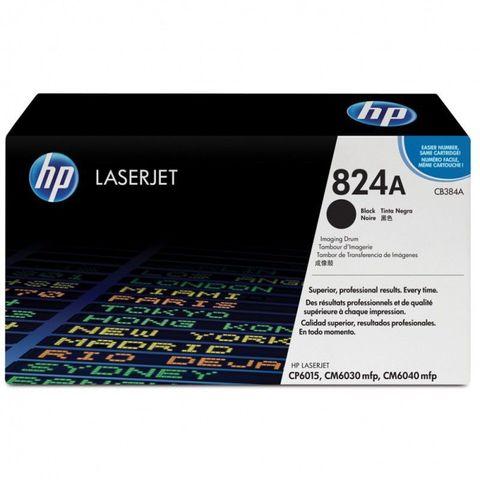 Фотобарабан HP CB384A 824A черный