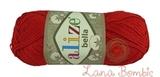 Пряжа Alize Bella 56 красный