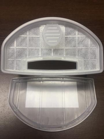Контейнер + фильтр для робота пылесоса HalzBot Jet Compact