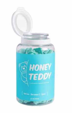 Витамины Honey Teddy