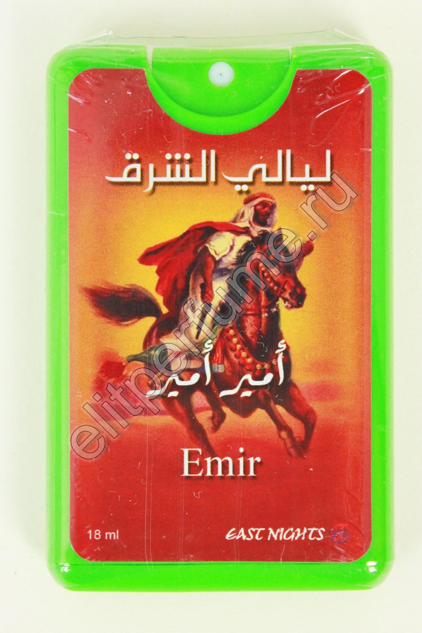 Emir натуральные масляные духи «Эмир» 18 мл