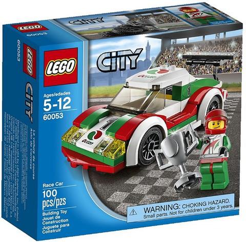 LEGO City: Гоночный автомобиль 60053 — Race Car — Лего Сити Город