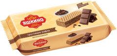 """Вафли """"Яшкино"""" шоколадные, 300 г"""