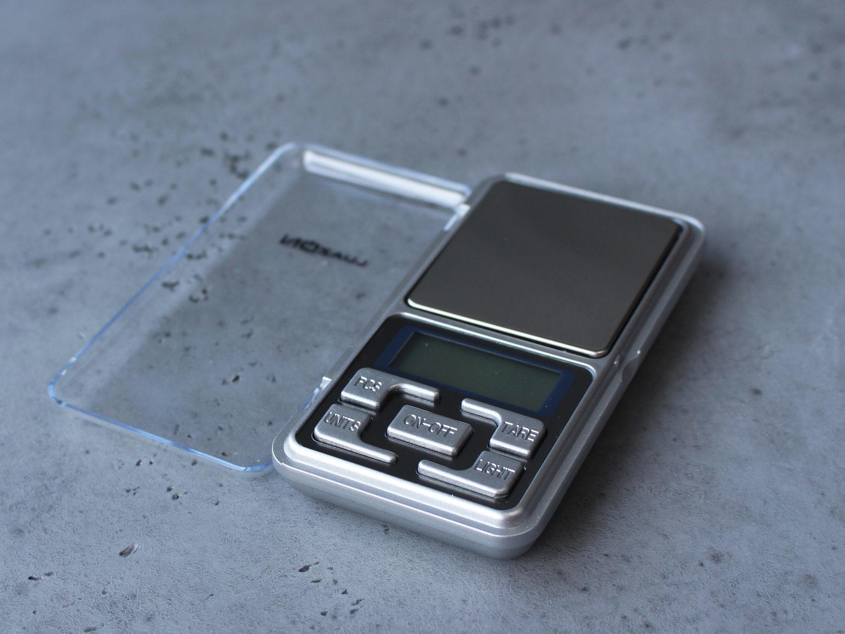 Весы электронные (Ювелирные)