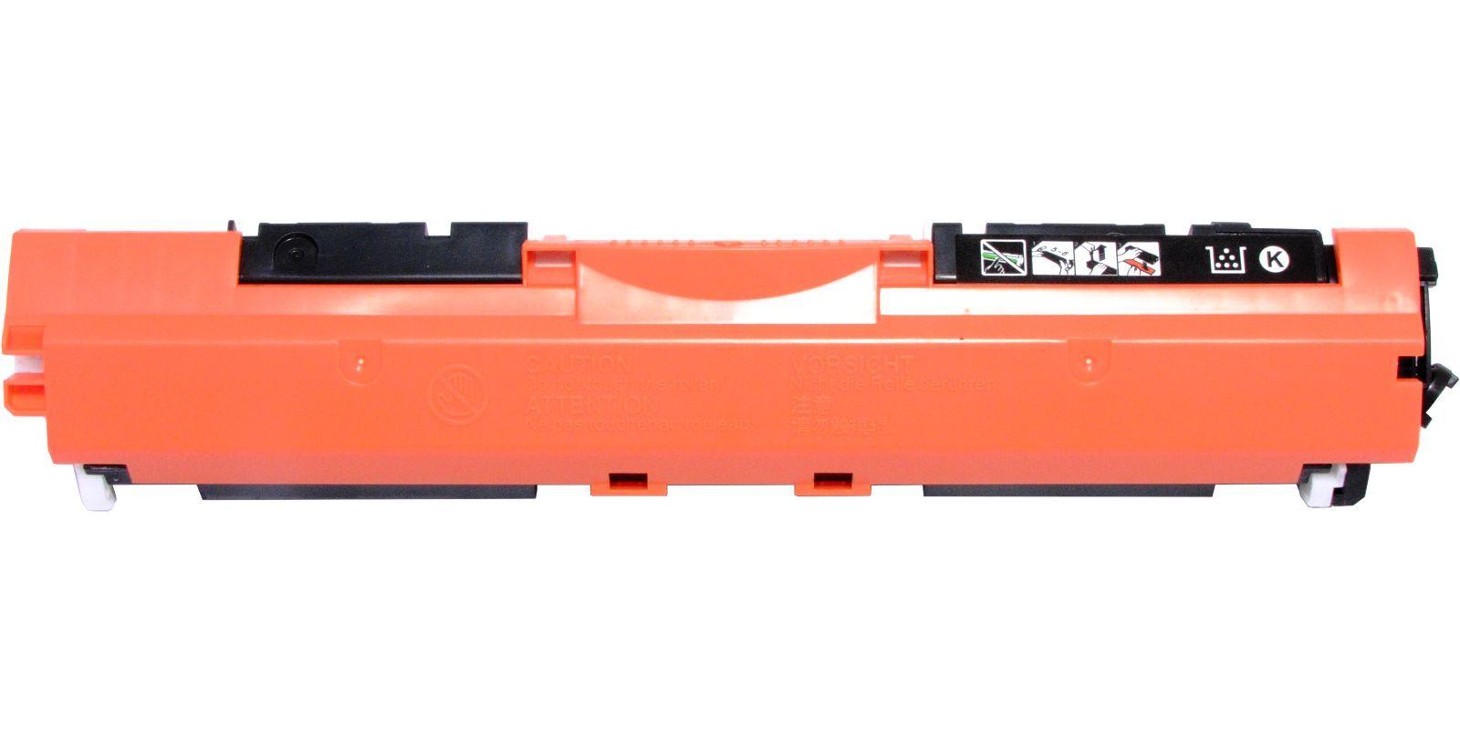 MAK №126A CE310A/Cartridge 729Bk черный, для HP/Canon, до 1200 стр.