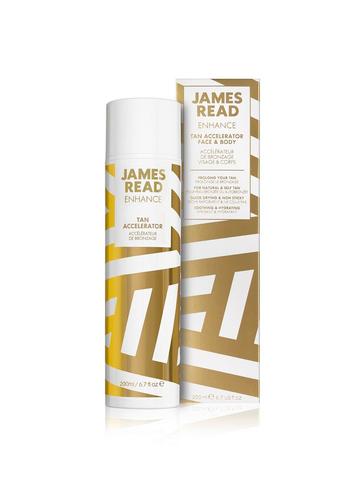 Усилитель загара для лица и тела James Read Tan Accelerator 200ml