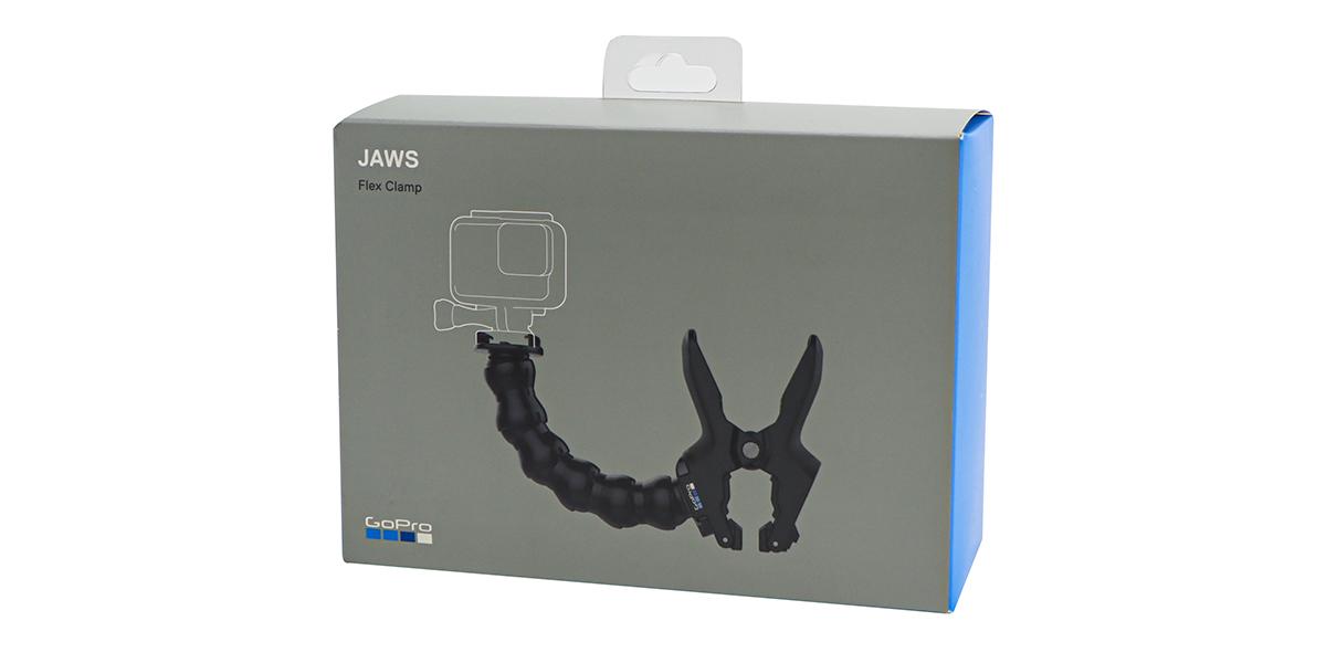 Прищепка GoPro Jaws: Flex Clamp (ACMPM-001) упаковка