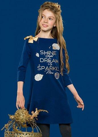 Платье для девочки (6-11 лет)