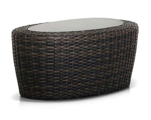 Столик кофейный Avella темно-коричневый