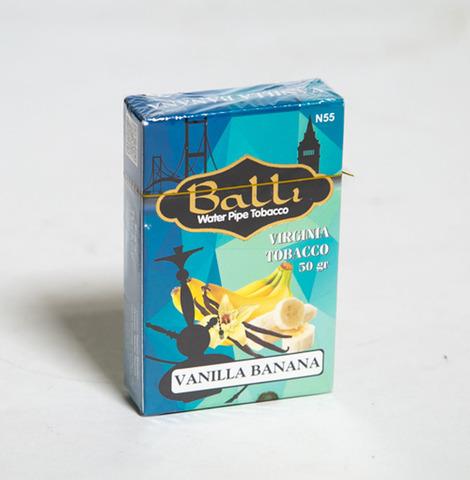Табак Balli Vanilla Banana 50 г