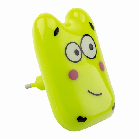 Детский ночник Кроха LE LED NL-855 0,6W (Зеленый)