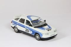 VAZ-2112 Lada Rally #20 Agat Mossar Tantal 1:43