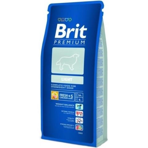BRIT LIGHT 15 кг