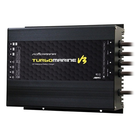 Зарядное устройство Powermania Turbo M340V3