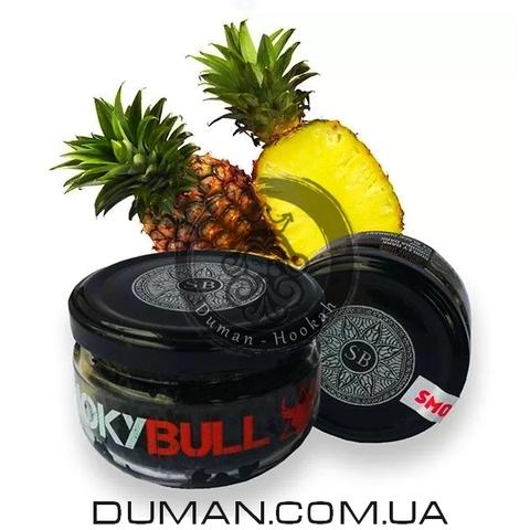 Табак Smoky Bull Pineapple (Смоки Булл Ананас) |Medium