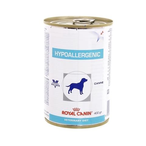 Royal Canin Hypoallergenic 400 г x 12 банок