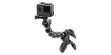 Прищепка GoPro Jaws: Flex Clamp (ACMPM-001) пример крепления №2
