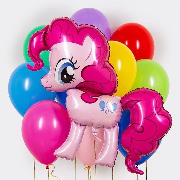 Шары Пинки Пай Набор шариков с пони Пинки Пай 6qCXGa41fDQ.jpg