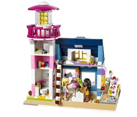 LEGO Friends: Маяк 41094 — Heartlake Lighthouse — Лего Подружки Френдз