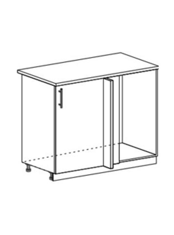 Шкаф нижний угловой стыковочный