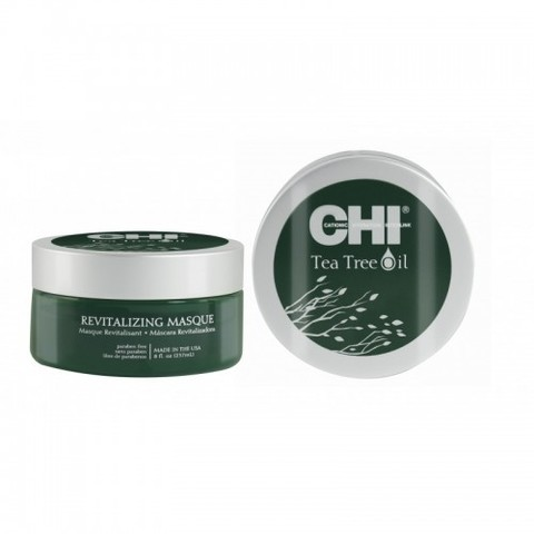 Маска CHI Tea Tree Oil Revitalizing Masque