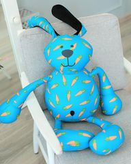 Подушка-игрушка антистресс «Морковный Фреш» 4