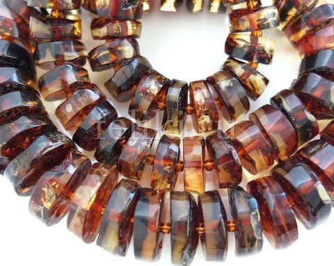 бусы из янтаря (я-0907-50)
