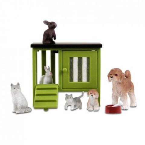 Игровой набор Lundby Стокгольм. Домашние животные 60905800