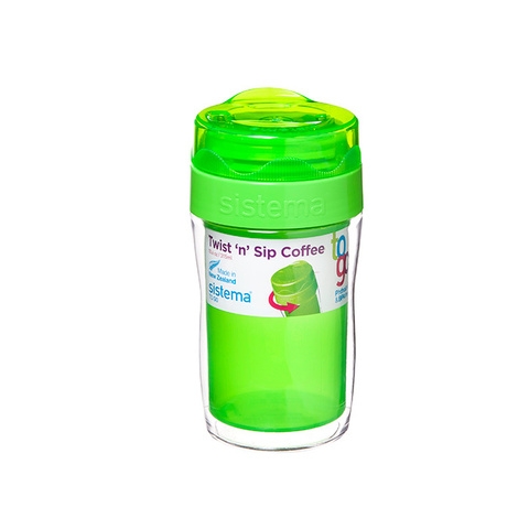 Термокружка для кофе TO-GO 315 мл, артикул 21477, производитель - Sistema