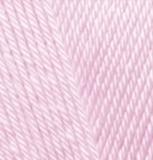 Пряжа Alize Diva 185 нежно-розовый