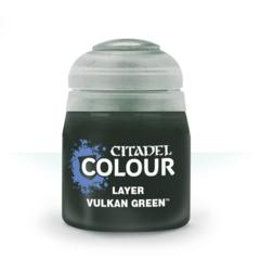 Citadel Layer: Vulkan Green