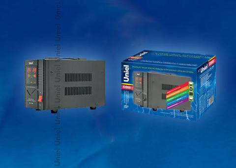 RS-1/12000 Стабилизатор «Uniel» релейный однофазный, 12,0 кВА.