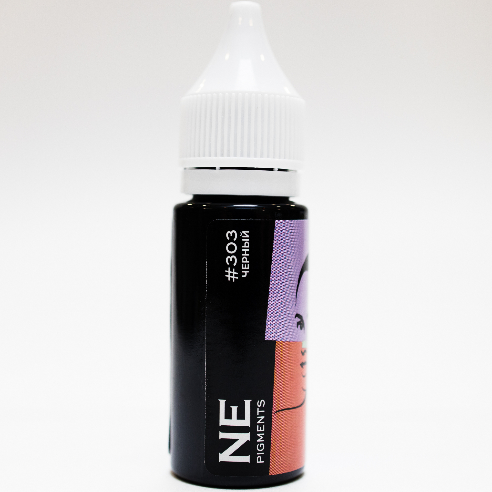 Пигмент NE Pigments #303 Черный