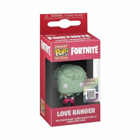 Брелок Funko POP! Keychain Love Ranger (Fortnite)