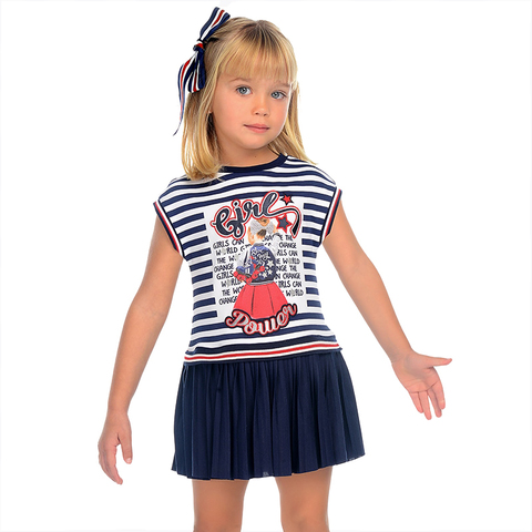 Платье Mayoral Girls Power