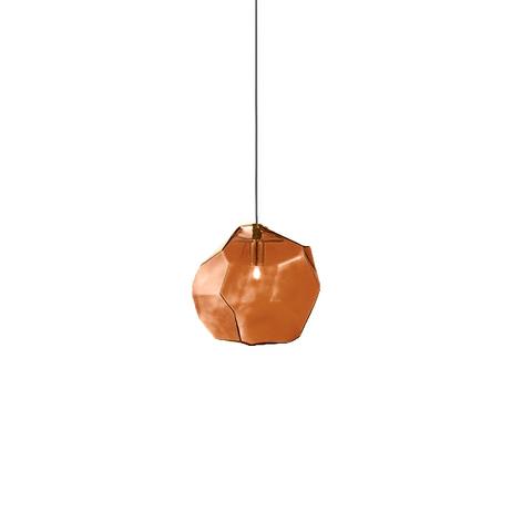 Подвесной светильник Ice Cube by Lasvit (коричневый)