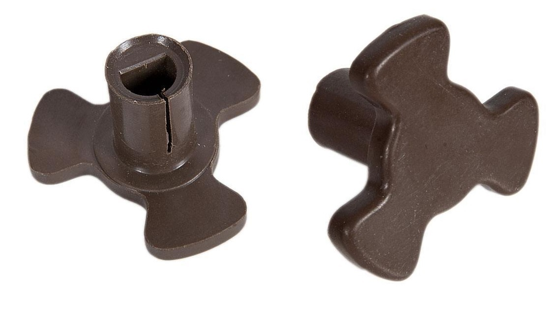 Коплер микроволновой СВЧ универсальный H=21mm, T=5mm, D=34mm