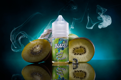 Blaze Salt - ON ICE Apple Kiwi Splash 30 мл
