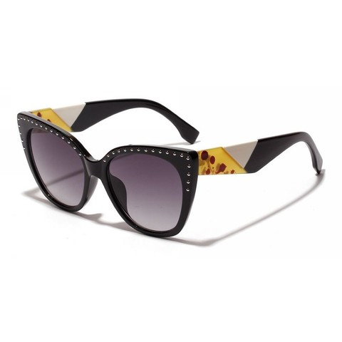 Солнцезащитные очки 5003s Черный - фото