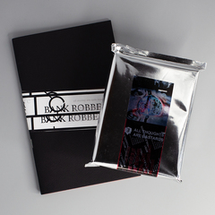 Permanent Research + Bank Robber book (Bundle)